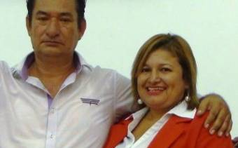 Fernando Vega y Jacqueline Pilay