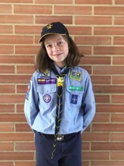 Antonia - Scout