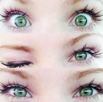 ojos de dove cameron