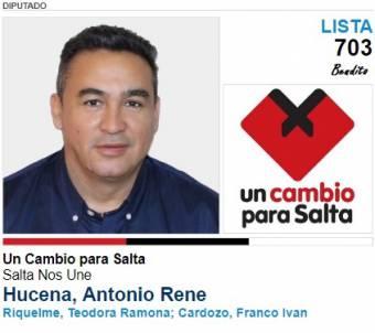 Antonio Hucena-Lista 703