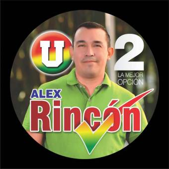 Alex Alfredo Rincón Hernandez