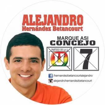 Alejandro Hernández Betancourt