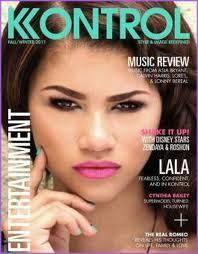 Por salir tan guapa en la revista