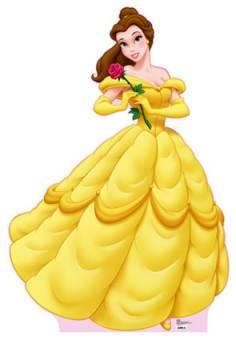 se cree princesa.