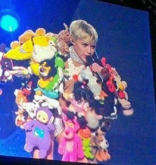 Porque Miley es unica y original
