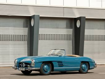 Mercedes Benz SL300  $1.000.000