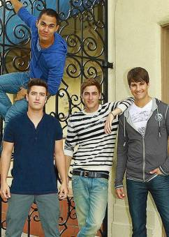 big time rush (los monoperros mas rikos)