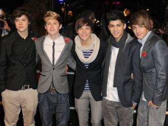 One Direction 1D ( Los Amo ♥)