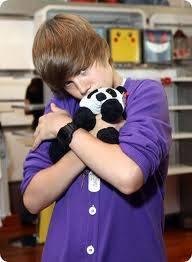 "Justin bieber .. ""justina Ga**er"""