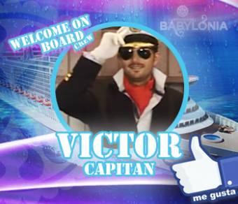 VICTOR (Capitan)