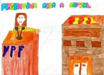 5.- ARGENTINA ROBA A REPSOL