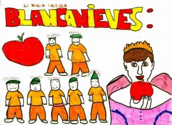 10.- BLANCA NIEVES -LA PELICULA-