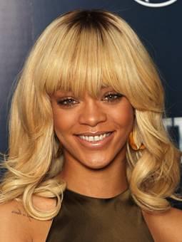 Rihanna: la mas hermosa morena pop.