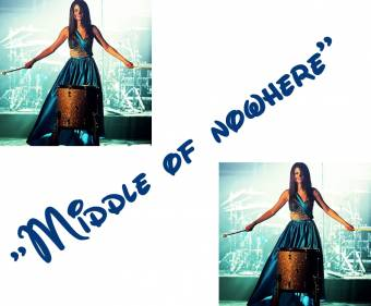Middle or nowhere.