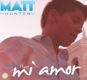 Matt Hunter Mi amor