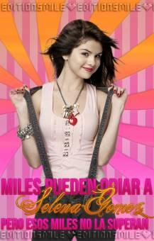 Miles Pueden Odiar A Selena Gomez, Pero Esos Miles No La Superan.