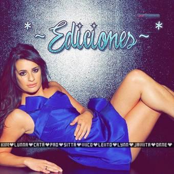 *~Ediciones~*
