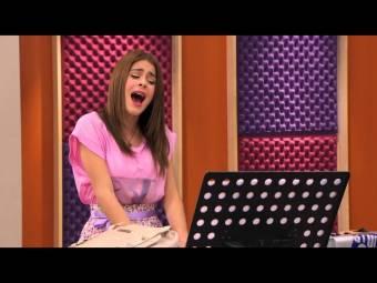 Violetta es.. a)Lo maximo b)Buena cantante c)Egoísta