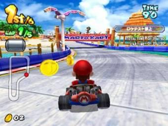 Mario Bros Kart