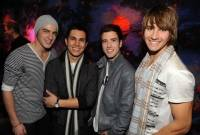 los chikibeibes de big time rush ♥