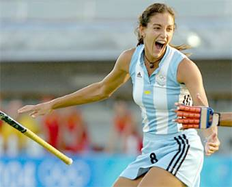 AYMAR Luciana (Argentina, Hockey sobre césped)