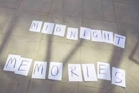 Sera del disco Midnight Memories (en la descripcion dice porque se llamara asi el disco)