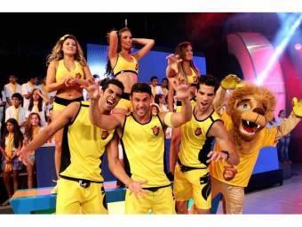 Los leones!