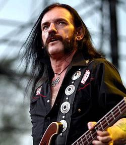 Lemmy Kilmister Ingles (Motorhead)