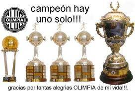 Olimpia Tri Campeon