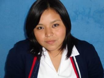 Candidata De Segundo Basico Elizandra Churunel