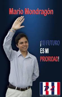 Mario Mondragón / FACEBOOK Servicio Social