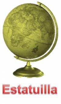 """Estatuilla de los """"Golden World Awards"""""""