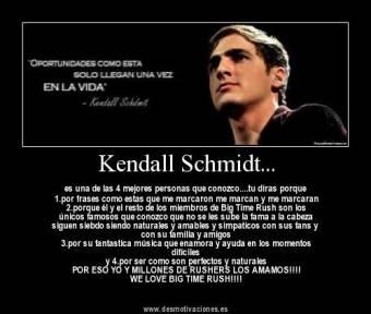 He aqui muchas razones para querer a Kendall y a sus amigos de Big Time Rush