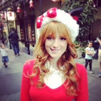 por estar tan bella en navidad