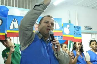 Resultado de imagen para Alcalde de Santa Rosa de Cabal