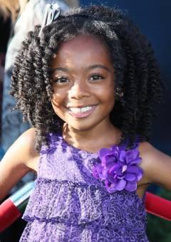 Zuri Ross--Skai Jackson--10 años