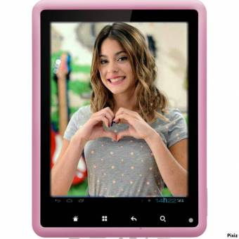 la tablet de tini