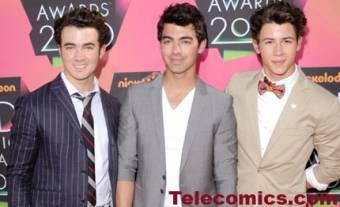 Kevin, Joe y Nick