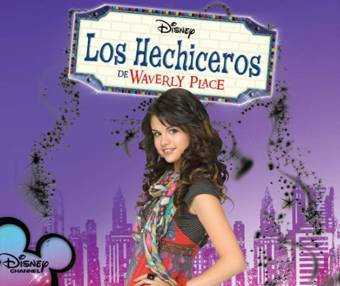 los hechizeros de weverly place