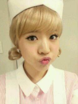 Sunny!Aegyo*--*