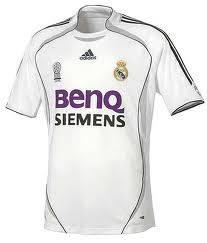 Real Madrid 06-07