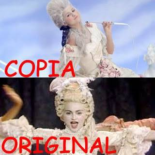 No sabe lo que es la originalidad