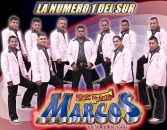 Banda Marcos - En las Cantinas