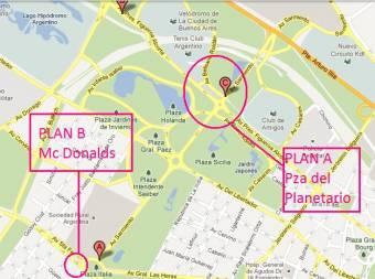 Palermo (planetario) - Plan B - Mc Donalds de Plaza Italia
