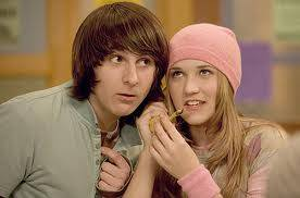 Lily y Oliver (Hannah Montana)