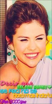 Decir que Selena Gomez es fea, no te hará mas linda/o.