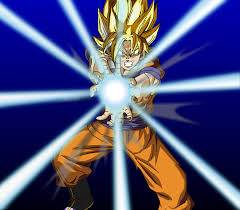 Kame Hame Ha - Goku