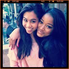 Kiki y Ashley