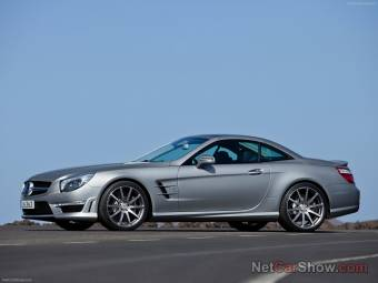 MERCEDES BENZ SL63