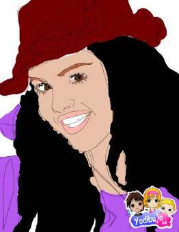 Selena Gòmez.
